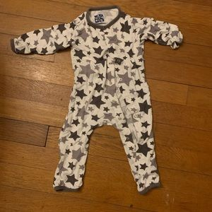 Kickee Pants Star Print Pajamas